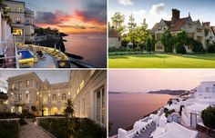 """Deep pockets with an urge to travel? Join us as we discover the top 20 hotels in the world as voted by TripAdvisor' users in their annual Travellers' Choice awards."""""""