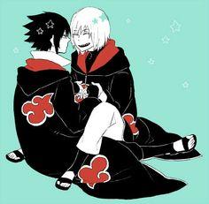 Sasuke / Suigetsu