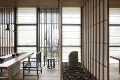 Galería de Casa de té junto al río / Lin Kaixin Design Co. - 2