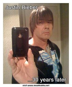 justin 30 years later