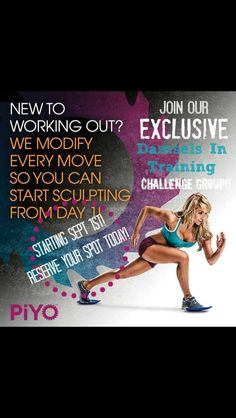 Join my challenge group! All you have to do is sign up under my team www.beachbodycoach.com/mgrantfitness & I'll send you the invite! Accountability, motivation & a prize to the winner who loses the most! The programs on sale this month & the only thing stopping you, is you. Get up, join & press play to see the changes in your physical & mental health!
