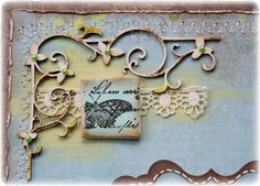 Such a Pretty Mess: Tutorial: Creating Polymer Clay Tile Embellishments!!