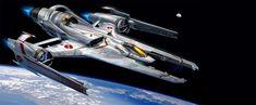 concept ships: Concept ships by Colin Geller