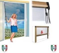 a zanzariera a catenina su misura per porte e finestre zanzariere qualita top