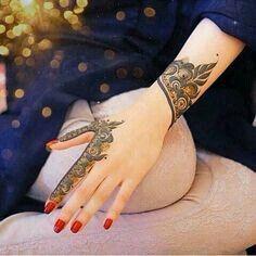 New Eid Special Mehndi Designs _ Easy and Beautiful Mehndi Design Arabic Henna Designs, Modern Mehndi Designs, Mehndi Design Pictures, Mehndi Designs For Fingers, Henna Designs Easy, Beautiful Mehndi Design, Henna Tattoo Designs, Bridal Mehndi Designs, Mehndi Images