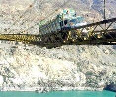 30 Of The Most Dangerous Bridges On Earth