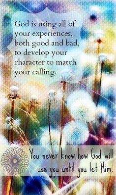Amen! #LetGoLetGod