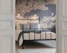 My new bedroom wall mural from Rebel Walls - Kate Young Design Stone Wallpaper, Wall Wallpaper, Textured Wallpaper, Photo Wallpaper, Swedish Wallpaper, Scandinavian Wallpaper, Chic Wallpaper, Wallpaper Online, Home Bedroom