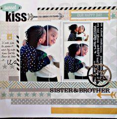 Kiss - Scrapbook.com