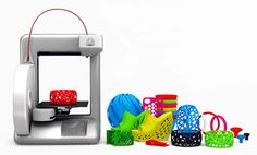 Cubify 3D Printer - print anything you can imagine