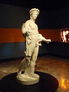 Museo Arqueológico Nacional de España - Apolo - Marmol romano