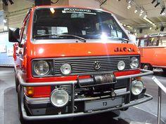 "VW T3 ""Magma"" Prototyp (Techno Classica 08)   ThorS77   Flickr"