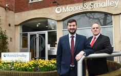 VAT team grows at Moore and Smalley in Kendal http://www.cumbriacrack.com/wp-content/uploads/2017/05/Adam-Stock-and-Mike-Marsden.jpg Kendal accountancy firm Moore and Smalley has expanded its VAT team following an increase in demand for specialist advice.    http://www.cumbriacrack.com/2017/05/10/vat-team-grows-moore-smalley-kendal/