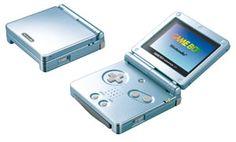 Game Boy Advance SP by Nintendo