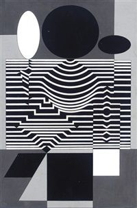 Gotha by Victor Vasarely