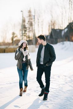 The engagement of Josiane and Benoît, set in the heart of a Beauce forest, in a cozy cabin covered in snow. Doesn't get more romantic than that! Benoit, Cozy Cabin, In The Heart, Most Beautiful, Hipster, Romantic, Snow, Engagement, Couple Photos