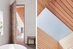 Bastu med takfönster - för stjärnskådning!. Tegnérgatan 27e - Bjurfors