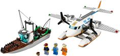 LEGO City: Coast Guard Plane