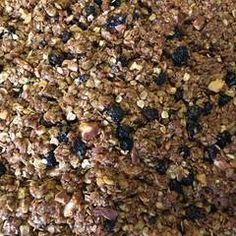 Σπιτικές μπάρες δημητριακών (granola) συνταγή από marilouthegreat - Cookpad Granola, Food, Essen, Meals, Yemek, Muesli, Eten
