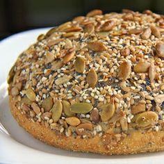 The Café Sucré Farine: Seeded Oat Bread