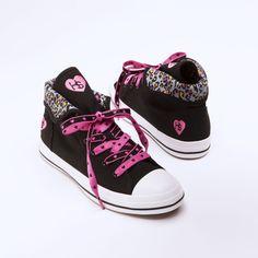 "HeartSoul ""Tough Love"" Sneaker in Black | Alegria Cherokee Store #heartsoulscrubs"