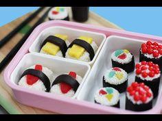 Candy Sushi OREOS? No Bake Sweet Sushi Cookie Pops Recipe | My Cupcake A...