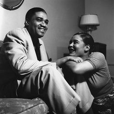 Today in 1952, Billie Holiday married mafia enforcer Louis McKay