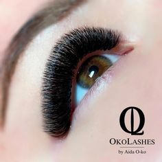 Image may contain: one or more people and closeup Eyelash Extensions Styles, Volume Lash Extensions, Great Lash, Lash Growth, Types Of Curls, Volume Lashes, False Eyelashes, Close Up, How To Apply