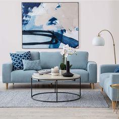 Get the Best Modern Living Room Furniture Oz Design Furniture, Living Room Furniture, Living Room Decor, Bedroom Decor, Interior Design, Space Furniture, Home Room Design, Living Room Designs, Kmart Home