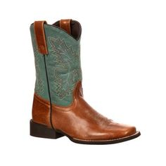 NEW! Lil' Durango Youth Stockman Western Boot style #DWBT028 - $84.99