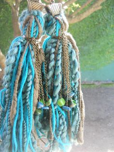 Borlas decorativas - Tassels, $75 en http://ofeliafeliz.com.ar