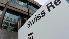 Bénéfice net en baisse pour Swiss Re en 2016