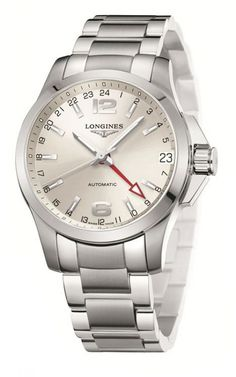 Longines Conquest Watch, Leslie Gold Watch Co