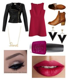 """Untitled #143"" by carlarparks on Polyvore featuring Kate Spade, Temperley London, Billabong, Sydney Evan, TheBalm and OPI"