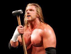 Triple H...drooool