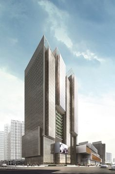 Aedas - Project - Renhe Spring Mixed-use Development