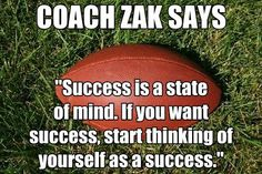 SUCCESS IS A STATE OF MIND....