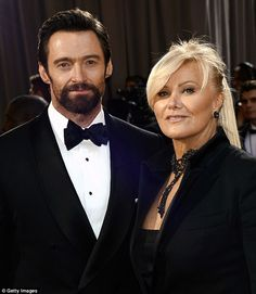 New claims: Woman's Day claims that Hugh Jackman and Deborra-Lee Furness have increasingly been spending time apart