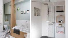 Petite salle bain sans fenetre