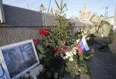 Battle to Honor Boris Nemtsov, Beneath the Kremlin's Walls. Reuters. Feb. 01/2016