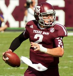 Congratulations Johnny- thanks for a GREAT year- Gig'em!