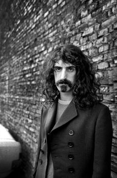 Frank Zappa, innovative, ecletic, American musician, songwriter, composer, recording engineer, record producer and film director. Over 3 decades, he composed rock, jazz, orchestral and musique concrète works, designed album covers, directed feature-length films and music videos and produced almost all 60+ albums released with The Mothers of Invention and as a solo artist. zappa.com