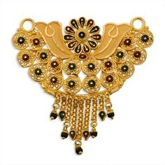 Where Sell Gold Jewelry Code: 3155749266 Gold Wedding Jewelry, Rose Gold Jewelry, Bridal Jewelry, Beaded Jewelry, Jewelry Art, Gold Mangalsutra Designs, Gold Jewellery Design, Urban Jewelry, Gold Chains For Men