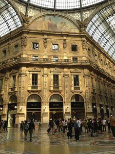 The Galleria, Milan, Italy