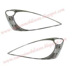 Garnish Depan / Cover Headlamp ini khusus untuk mobil New Jazz. Info Pemesanan Hubungi Budi Susanto 087722739300.