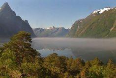 Eikesdale Western Norway