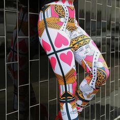 King of Hearts HWMF Leggings. Visit the website to see our current collection. ---   http://tipsalud.com   -----