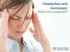 Chronic headaches caused by hormones?