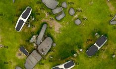Stonehenge, Golf Courses, Numbers, Stones, Map, Rocks, Location Map, Maps, Rock