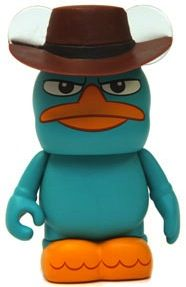 Phineas & Ferb Vinylmation Series - Perry